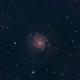 M101 39 frames,                                Schaki