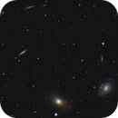 NGC 5363 and 5364 Galaxy Group in a Red Zone,                    Douglas J Struble