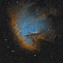 Ngc281 - Pacman Nebula,                                Régis Le Bihan