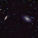 M81 and 82,                                KHartnett