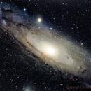 M31 Andromeda,                                Edward Overstreet