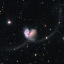 NGC4038,                                Songyu Jia-贾淞寓