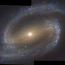 NGC 1300 - a Hubble Telescope mosaic,                                Dean Jacobsen