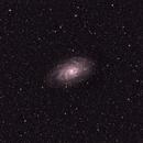 M33 in LRGB,                                Gordon Haynes