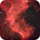 NGC 7000 - The Wall,                    Marcel_Astrofoto_81