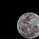 Primera Luna llena 2012,                                Raúl López
