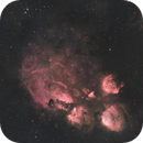 NGC 6334,                                Andre Moutinho