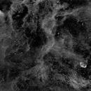 NGC 6888 to Sh2-101, Ha,                                Stephen Garretson