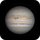 Jupiter and the shadow of Io 09.08.2020,                                Alessandro Biasia