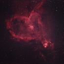Heart Nebula (IC1805),                                Grzegorz Łysik