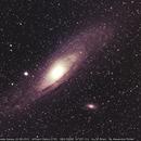 M31 Andromeda Galaxy,                                Alexandre Polleti