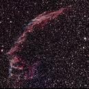 Western Veil Nebula - NGC 6992,                                Kurt Zeppetello