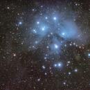 M45 - Pleiades,                                dkuchta5