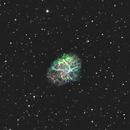 NGC1952 - Crab Nebula,                                Johan Bakker