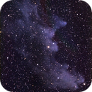 Witch Head Nebula IC2118,                                AstroEdy
