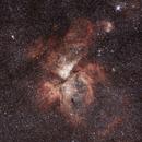 NGC3372 Eta Carina Nebula,                    Christophe Perroud