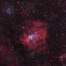 NGC7635 en HOO & Messier 52,                                Georges