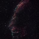 NGC6992 Eastern Veil Nebula,                                Brett Creider