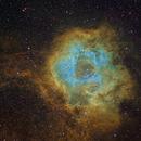 Rosette Nebula S2/Ha/O3,                                  Jim Coughlan