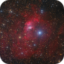 NGC 7635, Bubble Nebula,                                Markus Blauensteiner