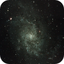 M 33,                                keving