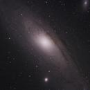 Messier 31,                                Josef Büchsenmeister