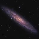 NGC 253,                                Scott