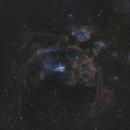 Lobster Nebula,                                ACCABEZA