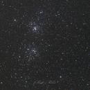 Double Cluster in Perseus,                                Matt