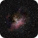 M 16 (processed from horrible data...),                                  Paul Muskee