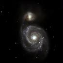 Messier 51,                                Günther Eder