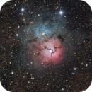 Trifid Nebula,                                Hartmuth Kintzel