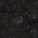 NGC-Crescent Nebula,                                Jeff Dorman