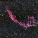 Veil Nebula HaRGB,                                BramMeijer