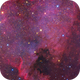 NGC 7000,                                Josef Büchsenmeister