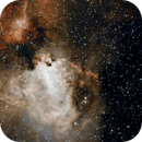 Omega Nebula,                                Aaron Lisco