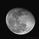 Moon with AA115,                                Matt Jenkins