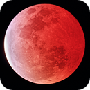 Lunar eclipse,                                Yokoyama kasuak