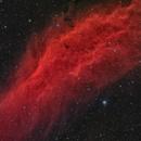 NGC 1499 California-nebula,                                Alex