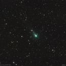 Comet C/2014 S2 PANSTARRS (Nov.6,2015),                                José J. Chambó