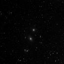 M84 and the chain,                                Dan Kordella
