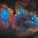 SH2-199 - Soul Nebula,                                  equinoxx