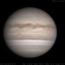 Jupiter | 2018-08-14 3:40 UTC | Color,                                  Ethan & Geo Chappel
