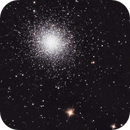 M13 From Bortle 8,                                SemiPro
