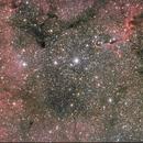 IC 1396,                                tila