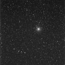 M70 globular cluster, survey image,                                erdmanpe