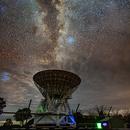 listening to the stars,                                Andrew Murrell