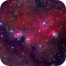 Cosmic Calligraphy - IC4685,                                Ben