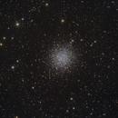 NGC 5897 Globular Cluster in Libra,                                Michael Feigenbaum