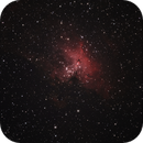 Eagle Nebula,                                Keith Hanssen